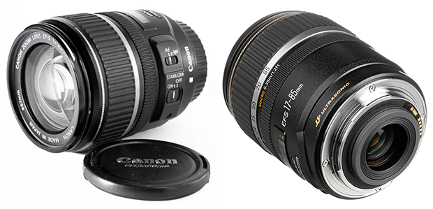 Объектив Canon EF-S 17-85mm f/4-5.6 IS USM